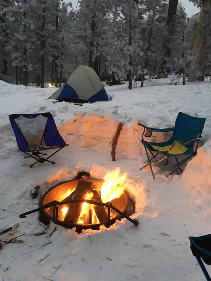 Chula Vista Winter Camp | Boy Scout Troop 111